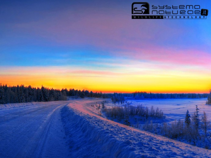 Siberia, la terra che dorme